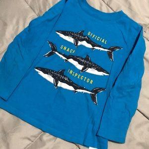 Shark long sleeve